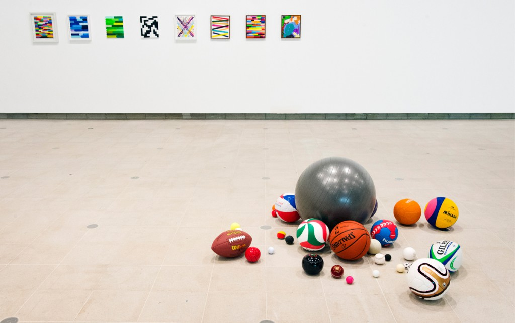 Martin-Creed,-What's-the-point-of-it,-Hayward-Gallery,-2014-Installation-view,-photo-Linda-Nylind-(20)