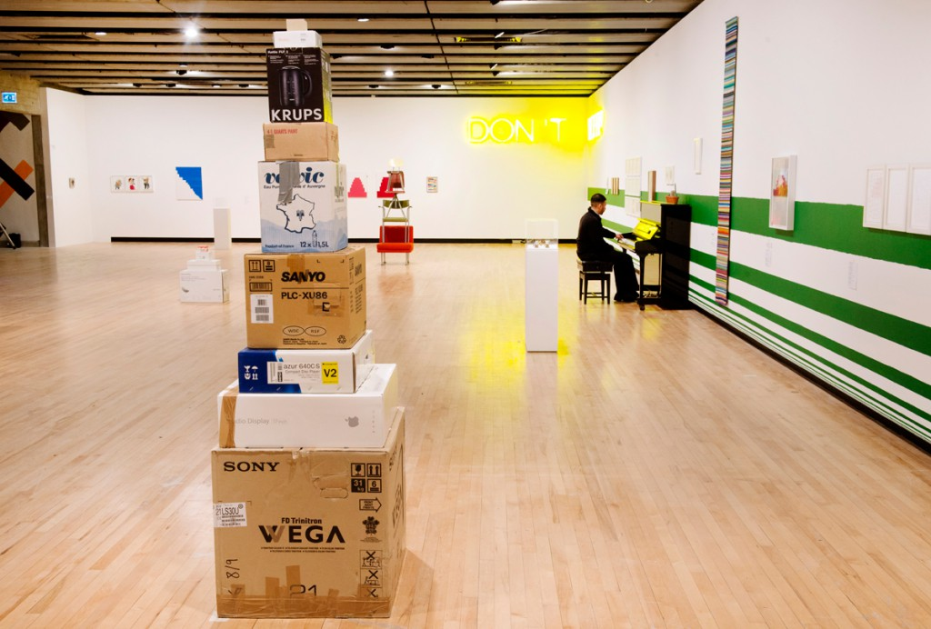 Work-No.-916,-2008,-Martin-Creed,-What's-the-point-of-it,-Hayward-Gallery,-2014-Installation-view,-photo-Linda-Nylind-(5)
