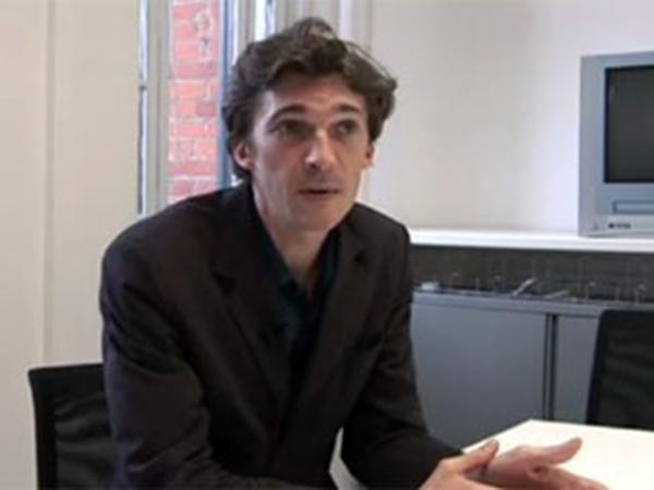 Nicolas Bourriaud / Razgovor vodio Zoran L. Božović (2001)