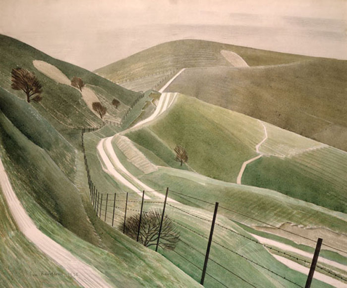 Chalk Paths, 1935