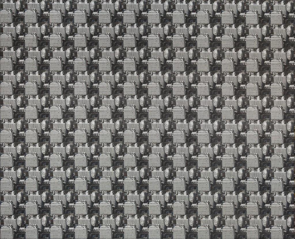 Cityscape I, ulje na platnu, 240 x 200 cm, 2014a