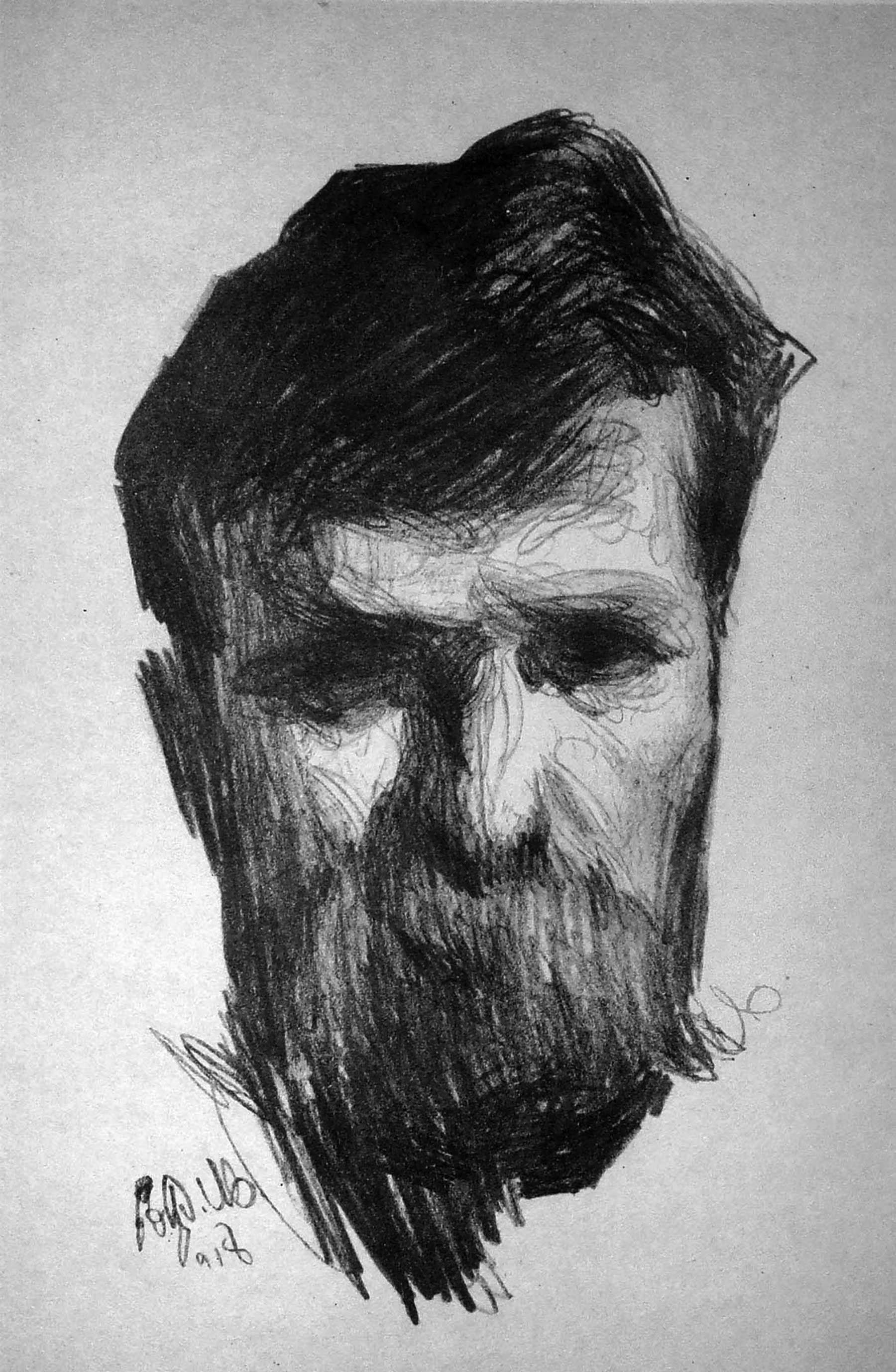 autoportret, ljuba ivanovic
