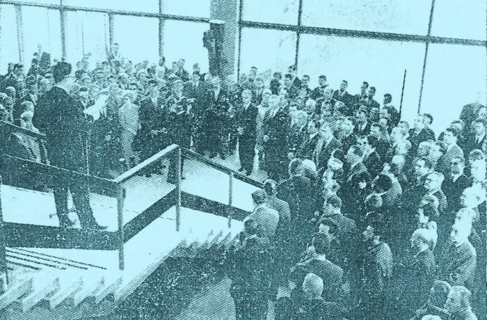 Muzej savremene umetnosti svečano otvoren (1965)
