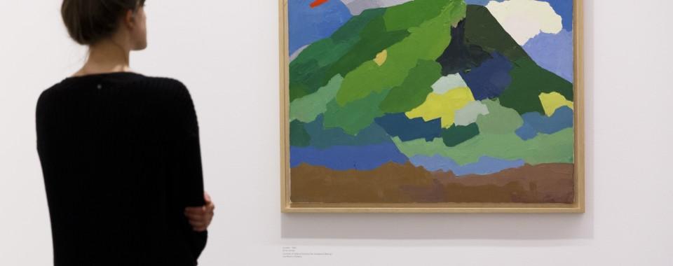 Slika kao svetlost ili teret: Aleks Kac i Etel Adnan u Serpentine galeriji