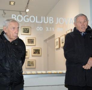BOGOLJUB JOVANOVIĆ / Galerija RIMA