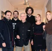 Laureati nagrade za crtež iz fonda Vladimir Veličković / Galerija HAOS