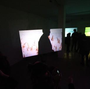 O pasažima i prostorima / Galerija kao mesto događaja