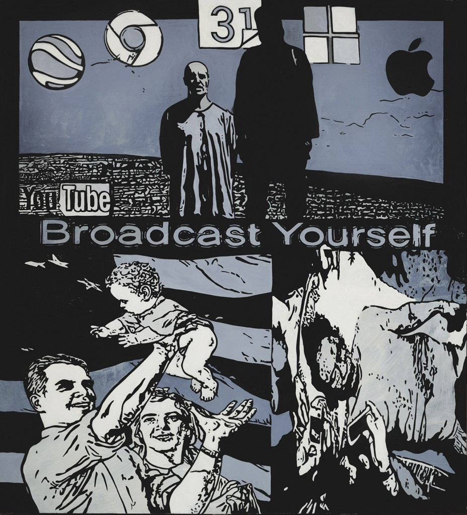 Vladislav Šćepanović, Broadcast Yourself, 2016