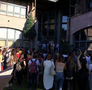 Godišnja izložba studenata FLU 2017 (I deo)