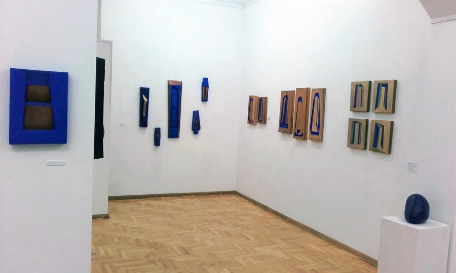 Galerija 212, izlozba Koste Bogdanovica 3aa