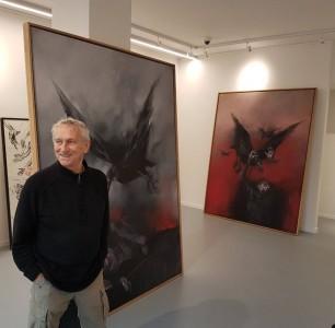 Galerija RIMA se otvara u Beogradu izložbom VLADIMIRA VELIČKOVIĆA