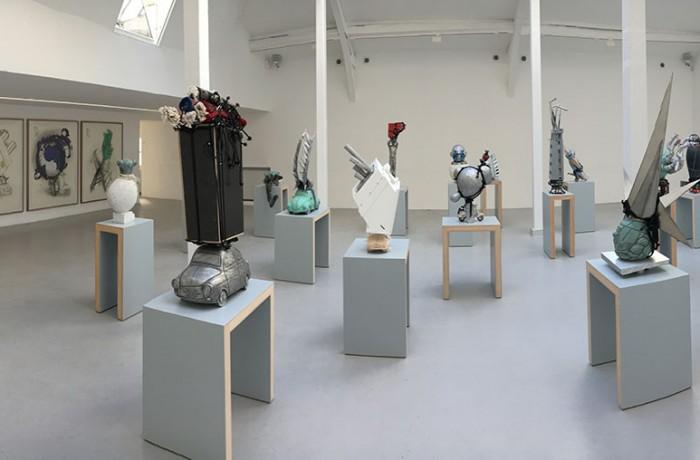 Transverzale Mrdjana Bajića u RX galeriji