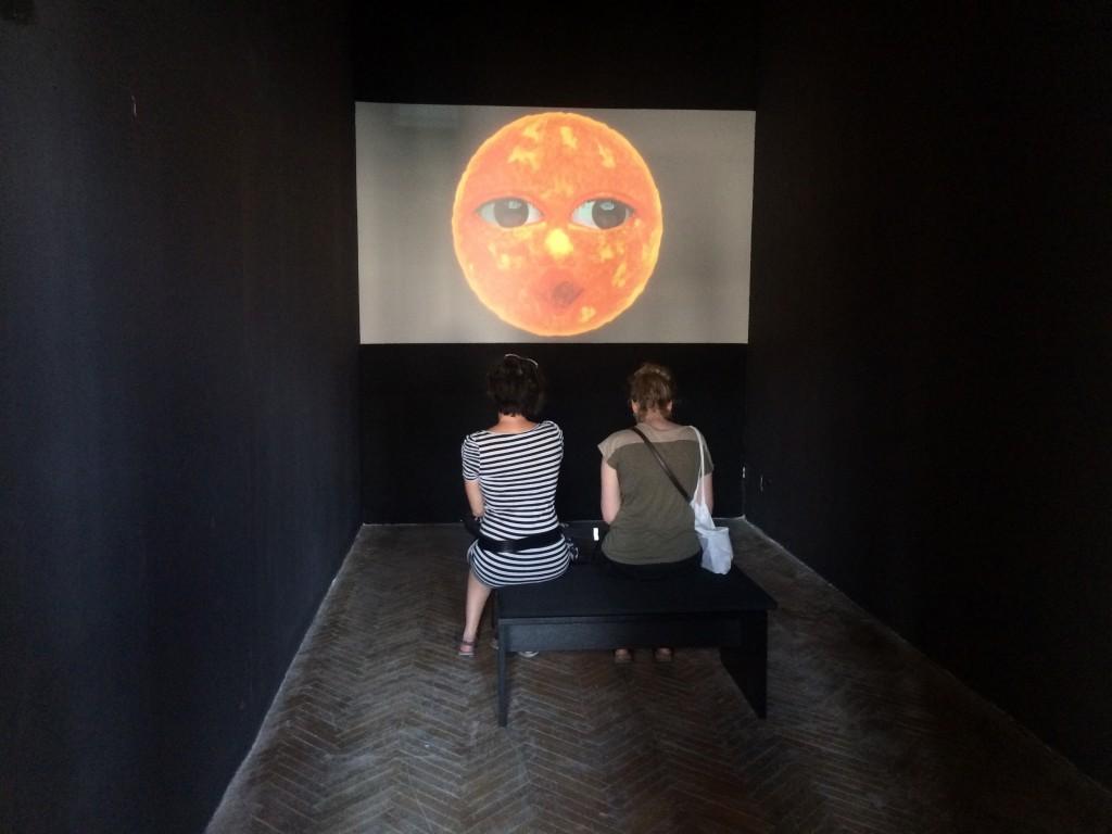 Agnieszka Polska, New Sun, HD animation, 2017